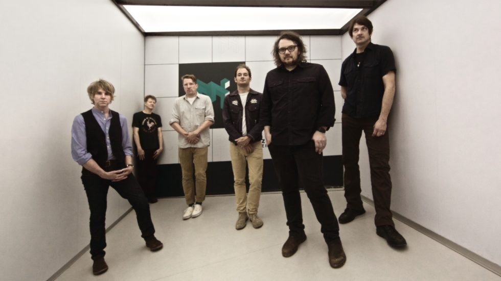 Wilco and Molly Sarlé