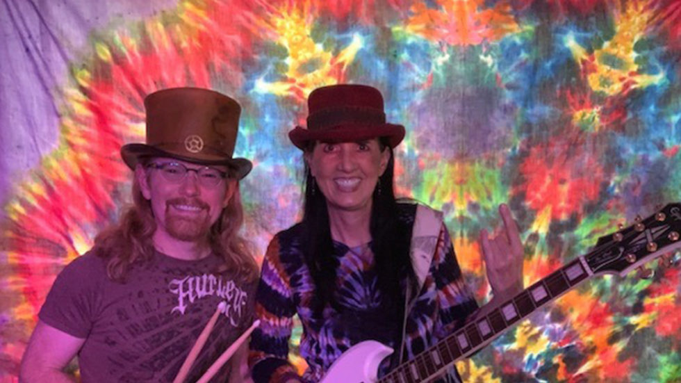 The Groovy Judy Band and New Horizons