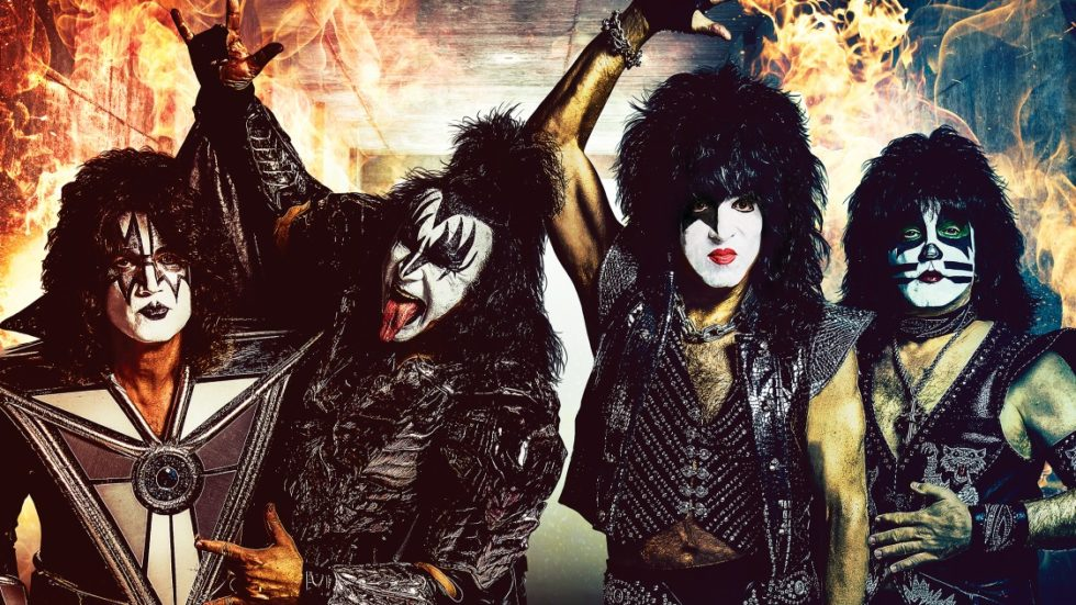 KISS and David Garibaldi