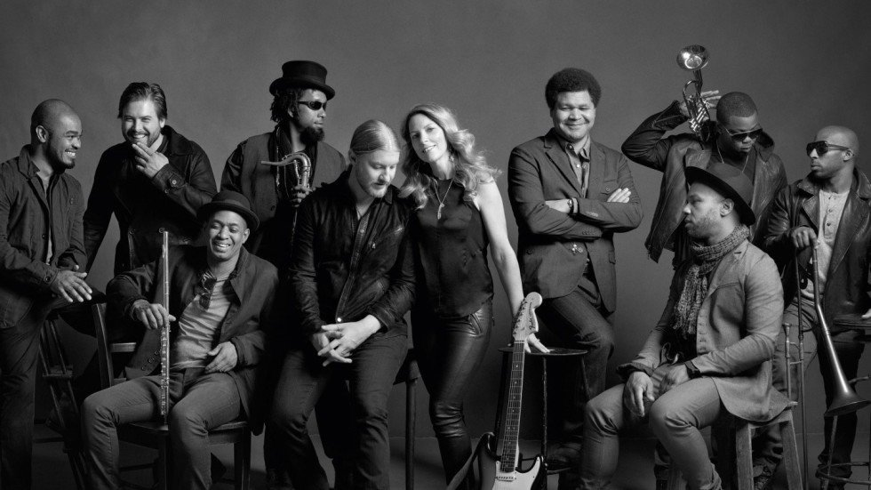 Tedeschi Trucks Band and Southern Avenue