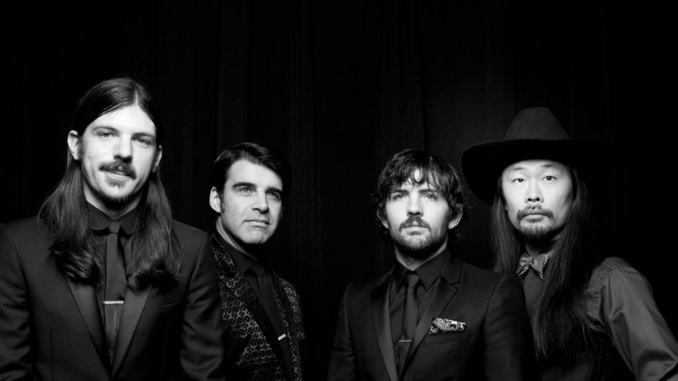 The Avett Brothers and Jill Andrews