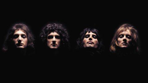 Queen Album Cover Crop