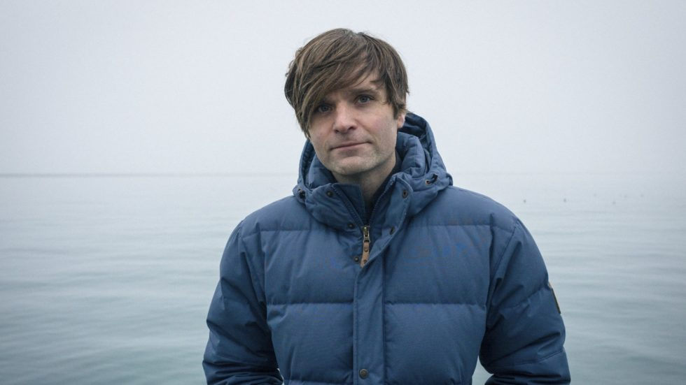 Ben Gibbard and Frances Quinlan