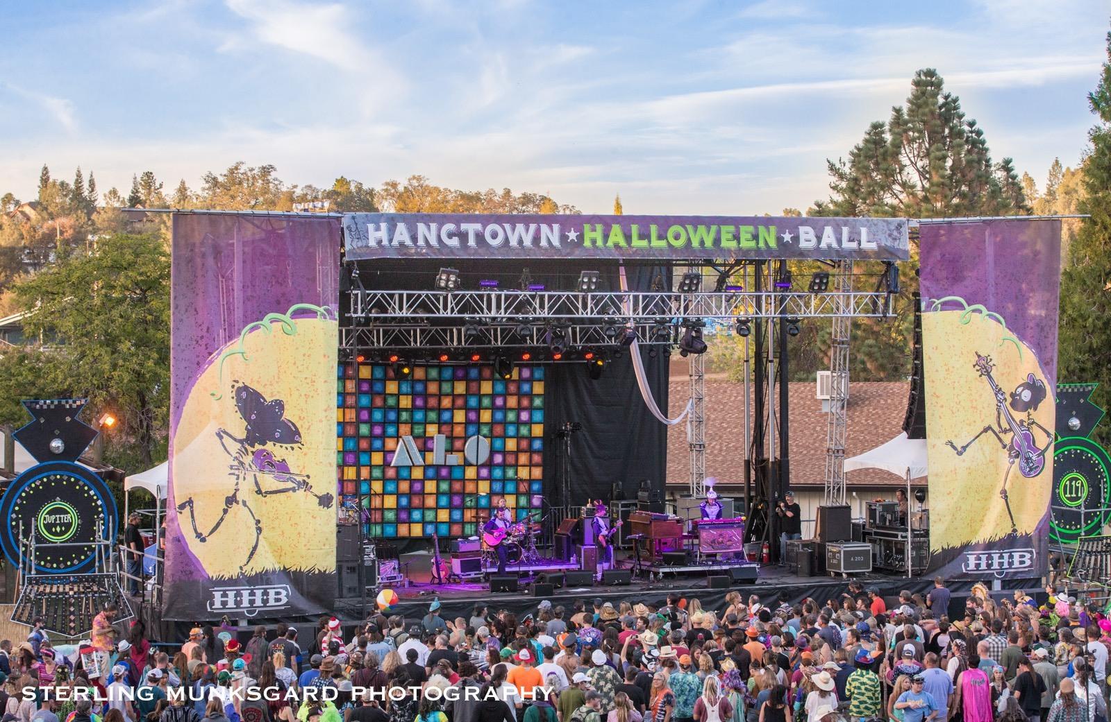 Hangtown Halloween Ball Announces Lineup Additions