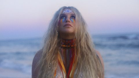 Kesha Press Crop