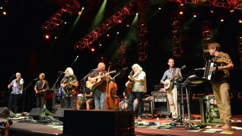 The String Cheese Incident Old & In The Way Gathering Of The Vibes Peter Rowan David Grisman