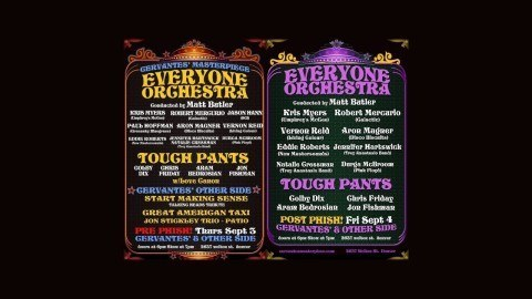 Everyone Orchestra Colorado Posters