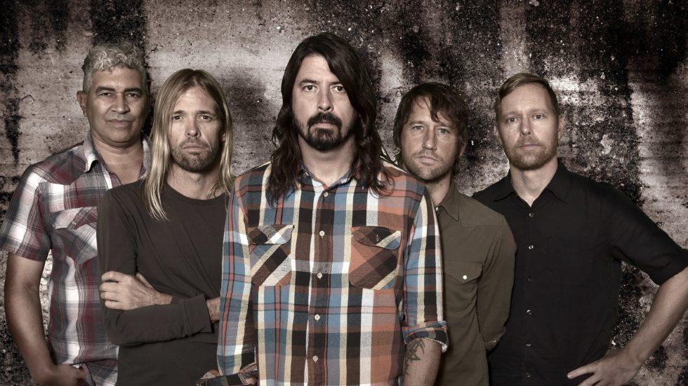 Foo Fighters and Radkey
