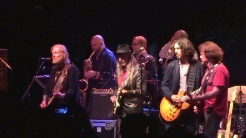 Gregg Allman Band With The Doobie Brothers