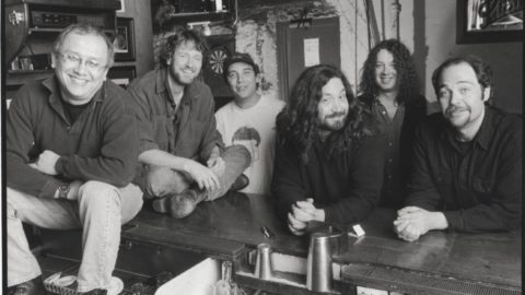 Widespread Panic Press Image