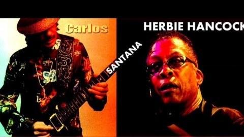Carlos Santana Herbie Hancock