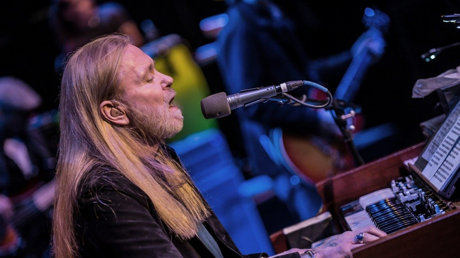 Remembering Gregg Allman: Performing A&E Private Sessions In 2011