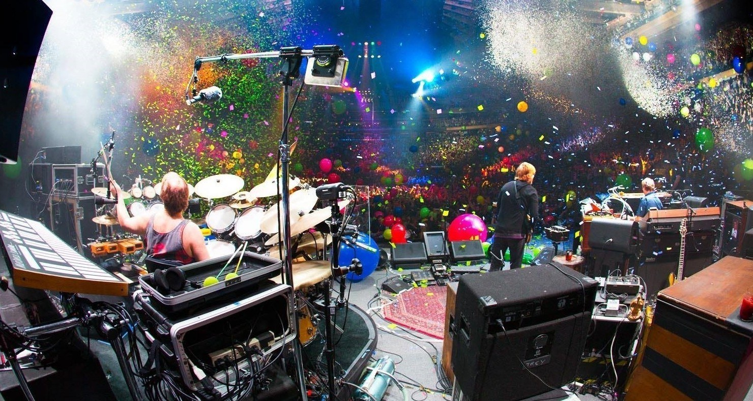 Phish To Bring New Year 39 S Back To Madison Square Garden