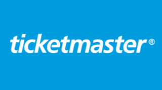 Ticketmaster Logo - Color