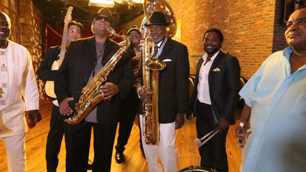 The Dirty Dozen Brass Band and Cha Wa