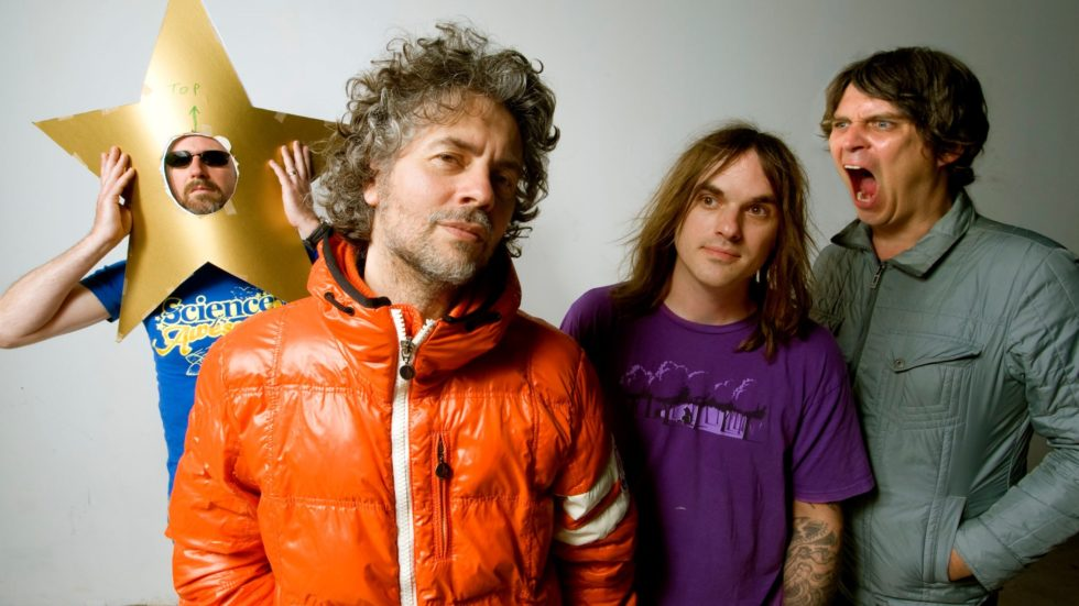 The Flaming Lips and Dan Deacon