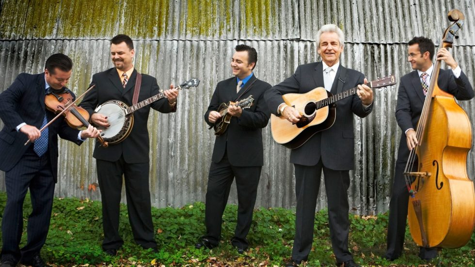 Del McCoury Band and Steep Canyon Rangers