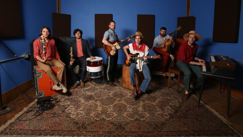 Dr. Dog and The Nude Party