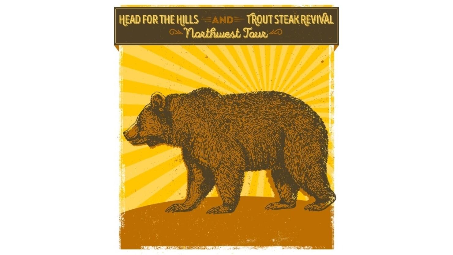 Trout Steak Revival Tour