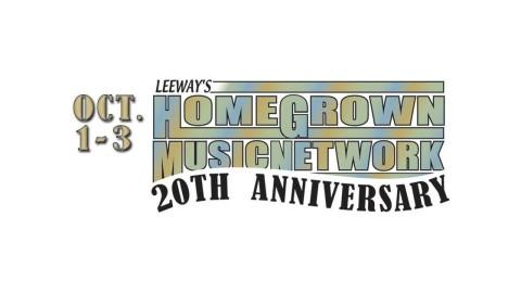 Home Grown Music Network 20th Anniversary Festival