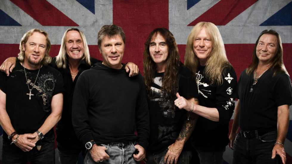 Iron Maiden and The Raven Age