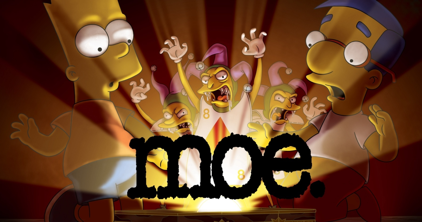 moe. plays 'the simpsons' themed halloween show in 2002