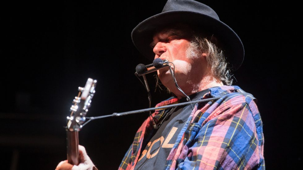 Neil Young, Norah Jones and more