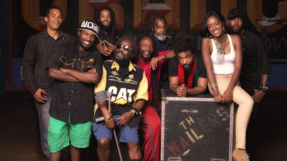 The Wailers and Underground Springhouse