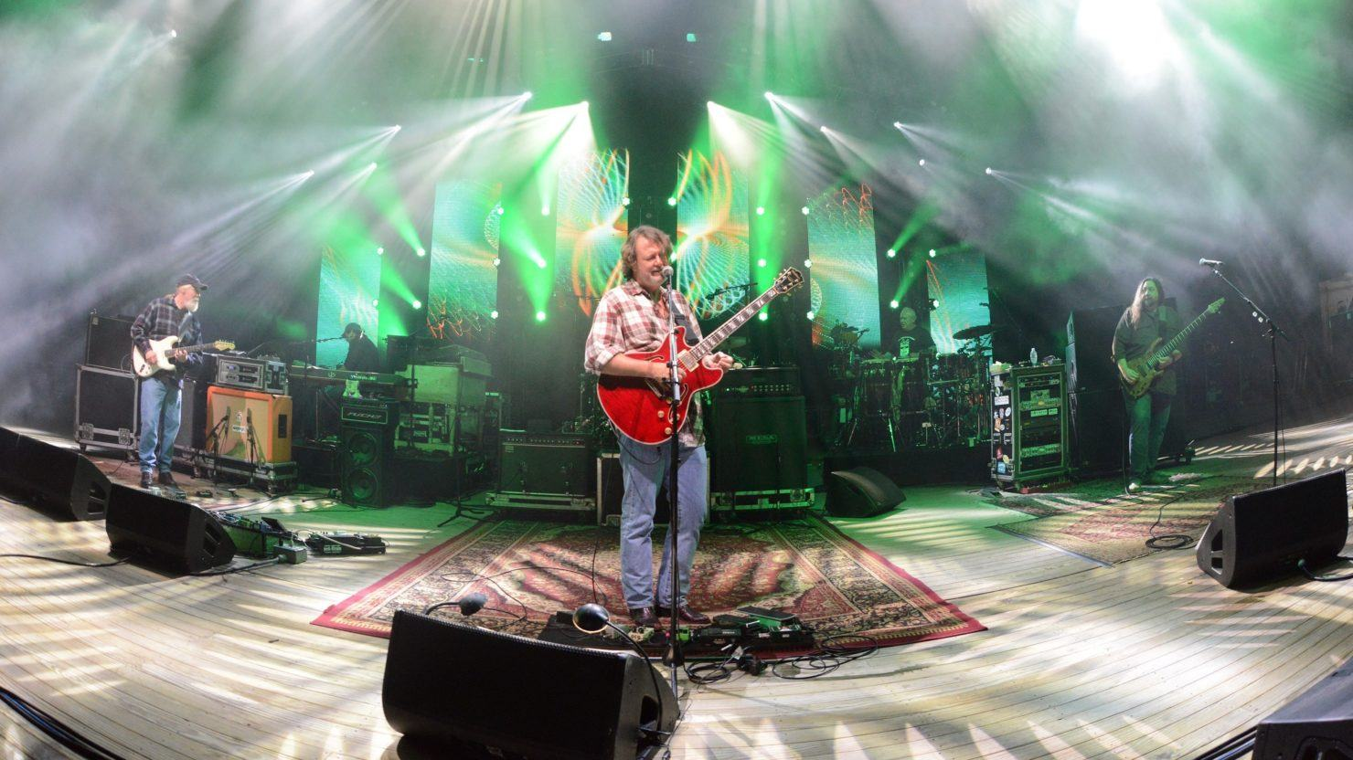Widespread Panic Couch Tour