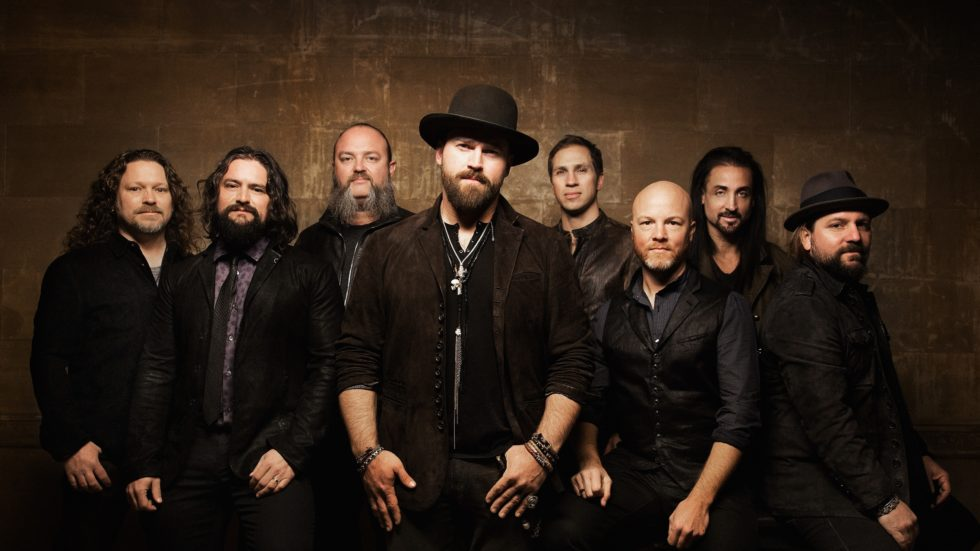 Zac Brown Band and Drake White