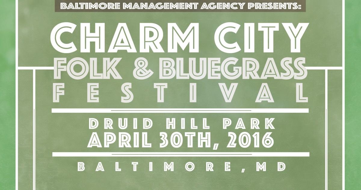 Charm City Folk & Bluegrass Festival 2016