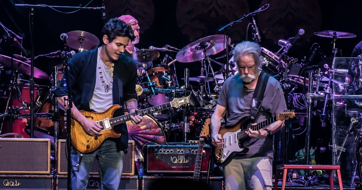 john mayer talks dead company on 39 tales from the golden road 39. Black Bedroom Furniture Sets. Home Design Ideas