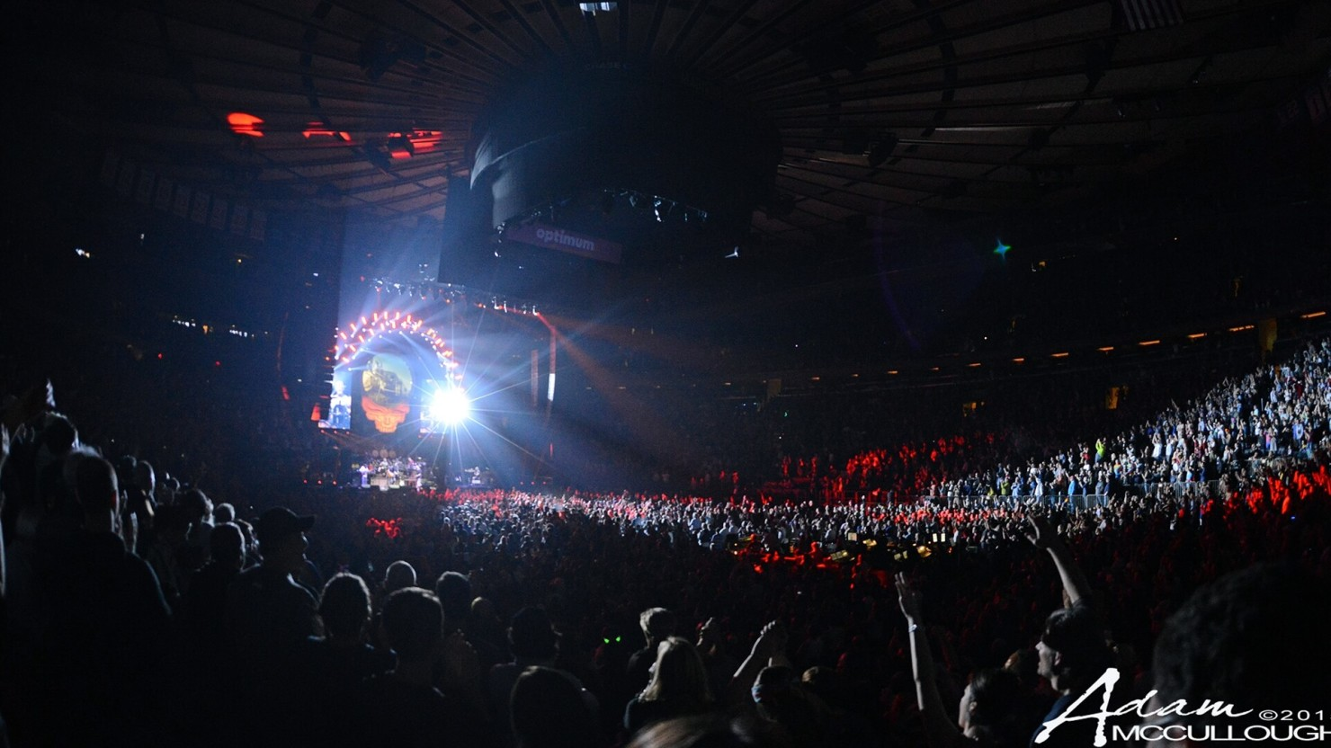 Dead Company Play Free Show At Madison Square Garden