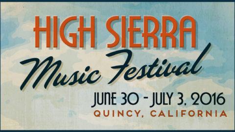 High Sierra Music Festival 2016