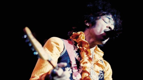 Remembering jimi hendrix behind the scenes in the studio with the