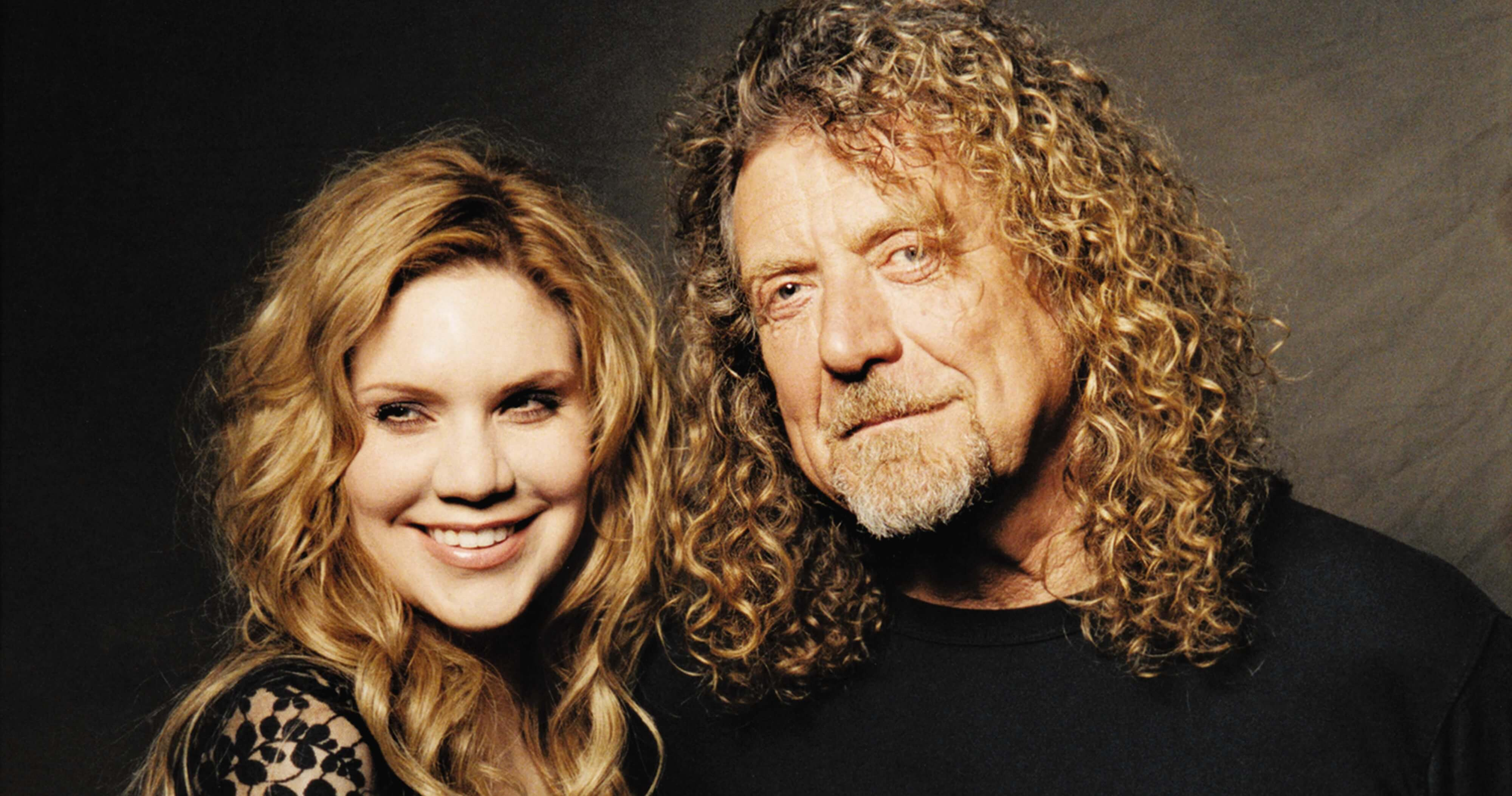 Robert Plant & Alison Krauss Unveil New Collaboration
