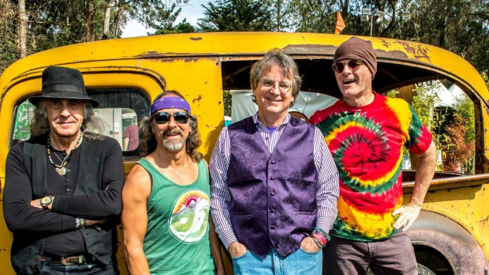 Moonalice and Mike Montrey Band
