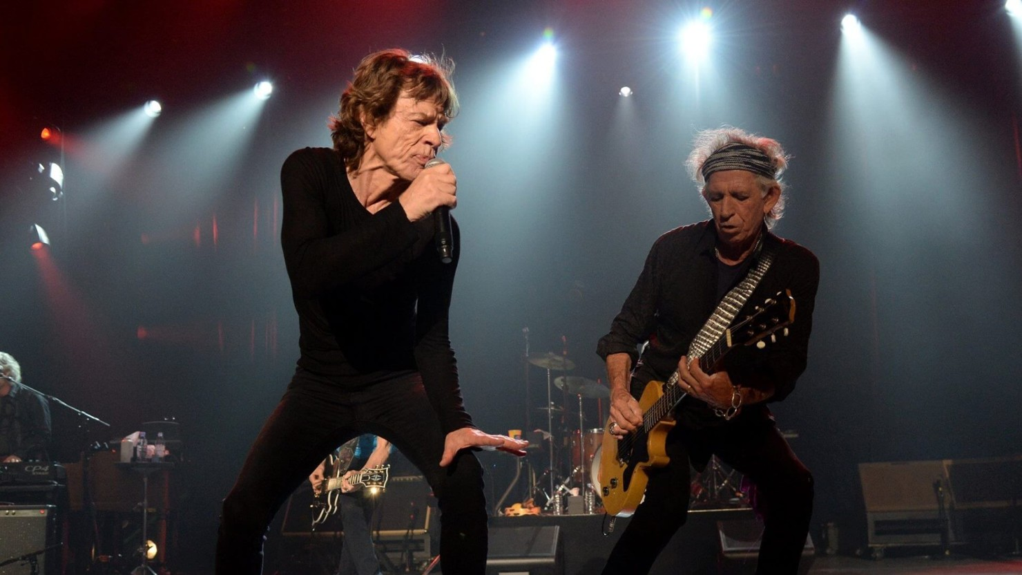 The Rolling Stones To Release From The Vault Sticky