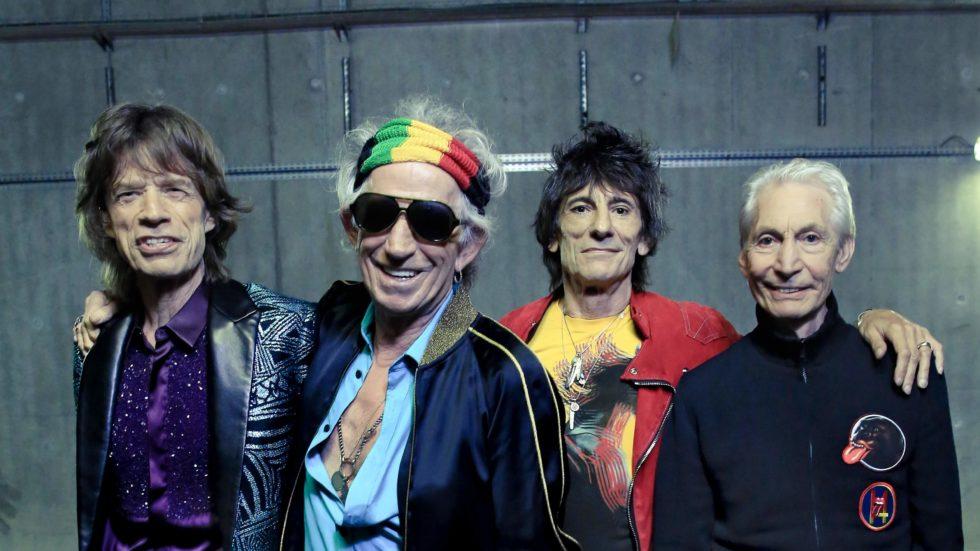 The Rolling Stones and Vista Kicks