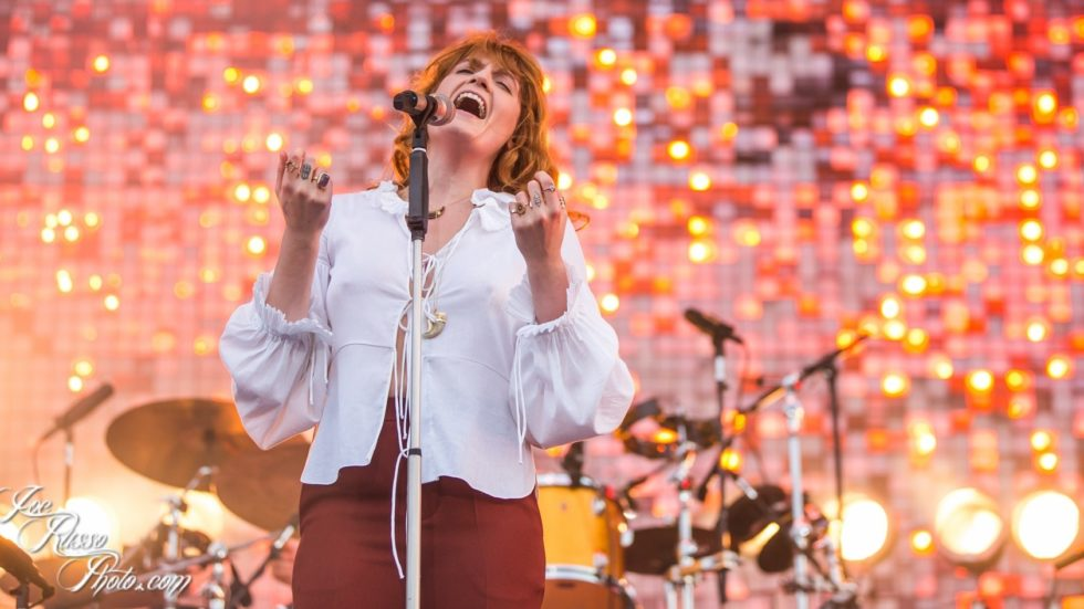 Florence + The Machine and Nathaniel Rateliff & the Night Sweats