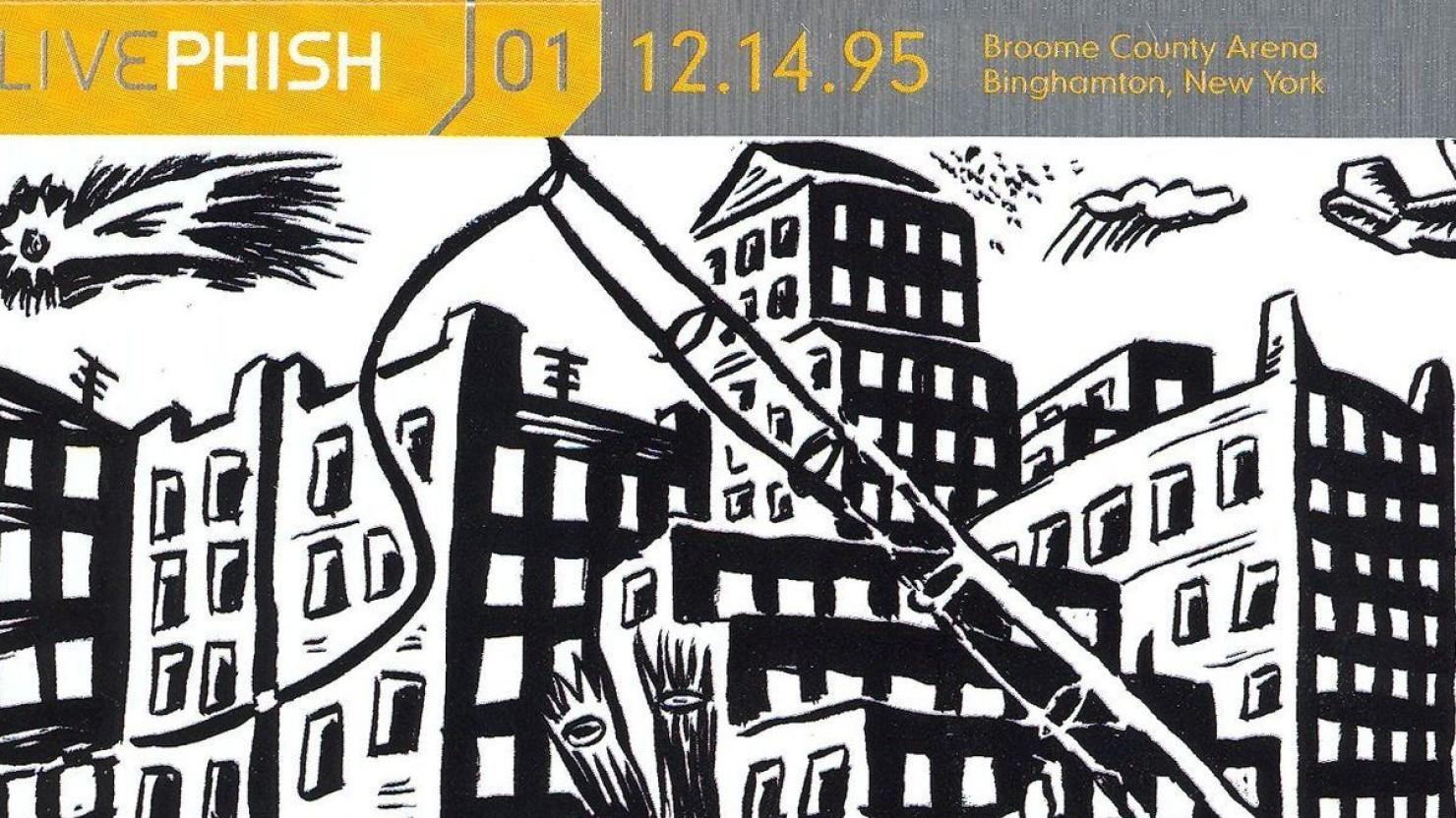 Phish - Livephish 07.29.03 Post-Gazette Pavilion at Star Lake Burgettstown PA