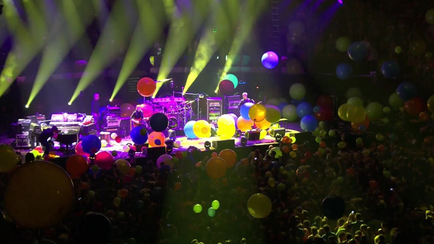 Phish Rings In 2016 At Madison Square Garden Setlist The Skinny