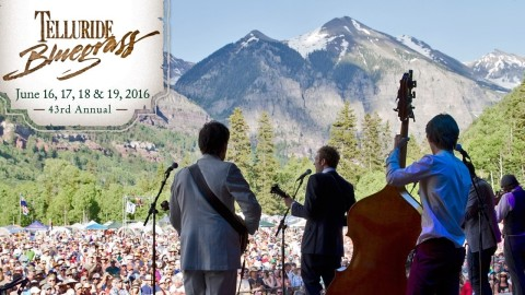 Telluride Bluegrass Festival 2016