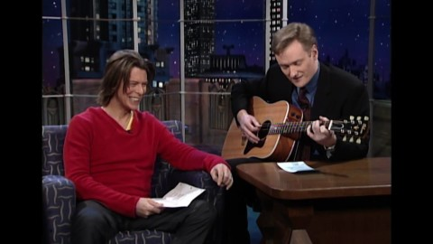 Conan David Bowie