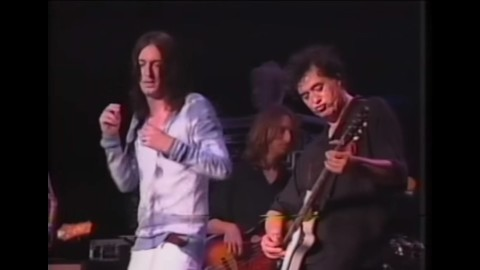 The Black Crowes Jimmy Page