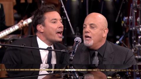 Billy Joel Jimmy Fallon
