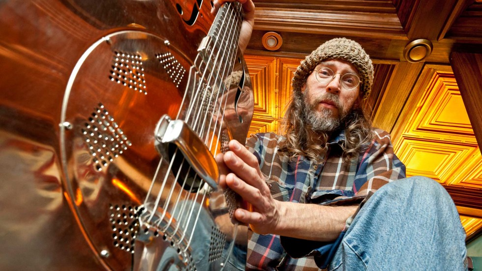 Charlie Parr and Phil Cook