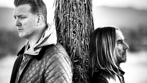 Josh Homme Iggy Pop