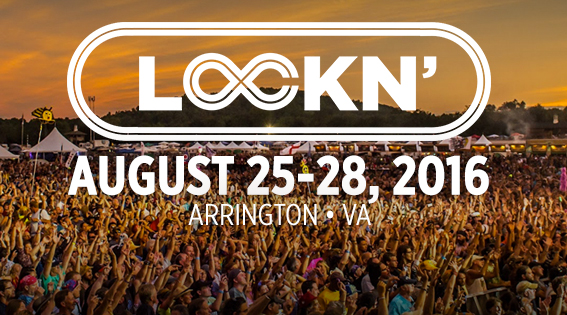 Lockn\' - Aug 25 - 28, 2016 - Arrington, VA