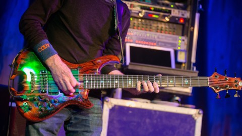 Flashback: Phil Lesh & Friends Begin First 'The Q' Tour On This Date on